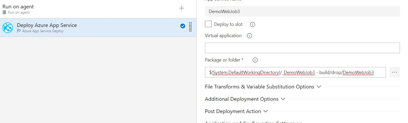 Trial and Error with Cloud | 3 Ways to Deploy Webjob with Azure DevOps